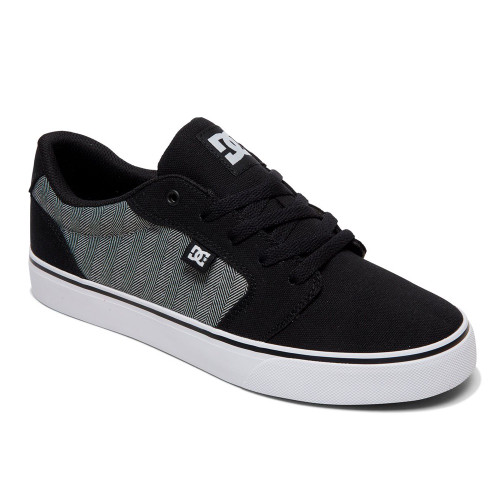 DC Anvil TX SE Shoes Black/Battleship/Arm