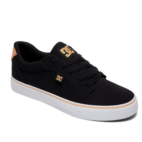 DC Anvil TX Shoes Black/Tan