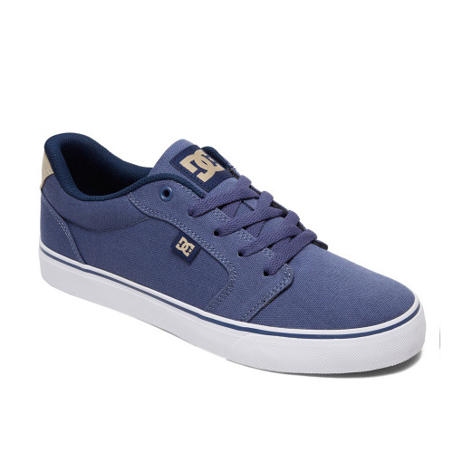 DC Anvil TX Shoes Indigo