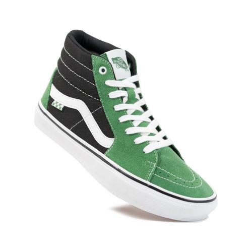 VANS Skate Sk8-Hi Shoes Juniper/Black