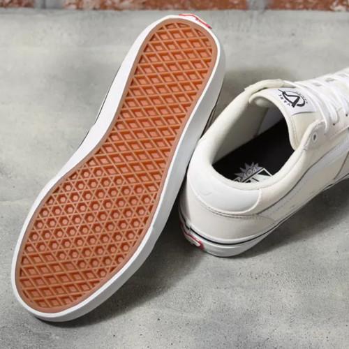 VANS Rowan Pro Shoes Marshmallow/White