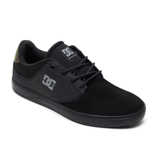 DC Plaza TC SE Shoes Black Camo