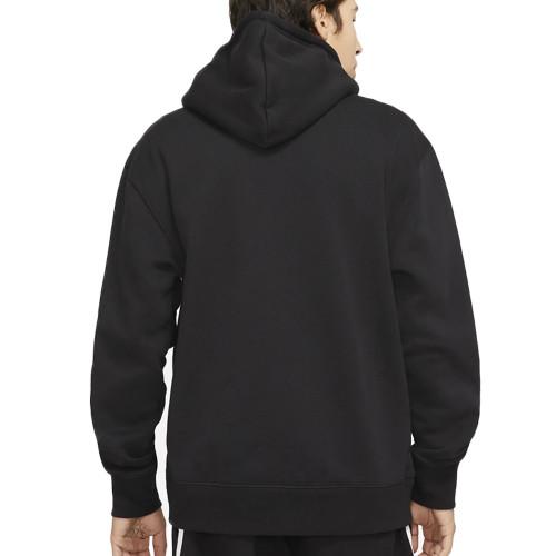 NIKE SB Icon Essentials Hoodie Black/White