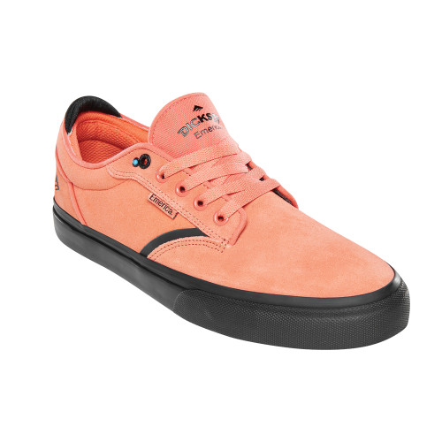 EMERICA Dickson Shoes Pink/Black