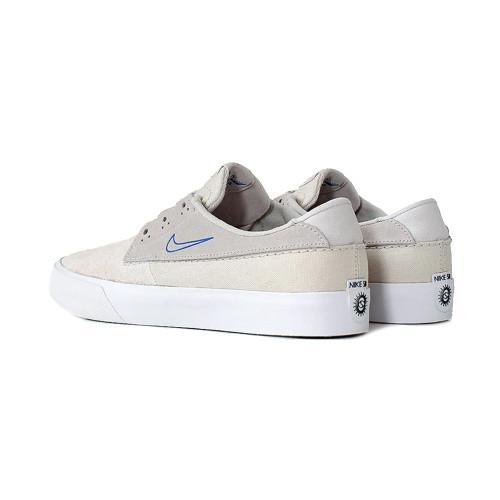 NIKE SB Shane Shoes Summit White/Vast Grey - Game Royal