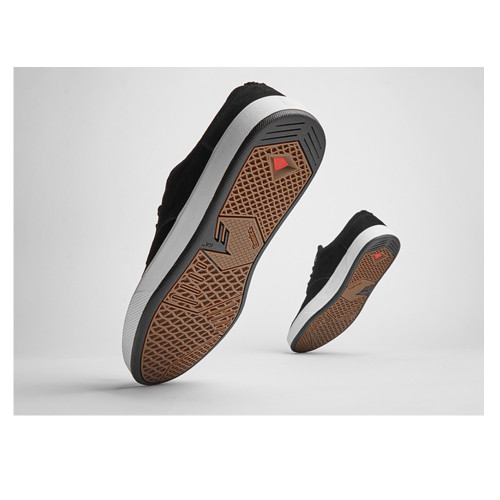 EMERICA Spanky G6 Shoes Black/White