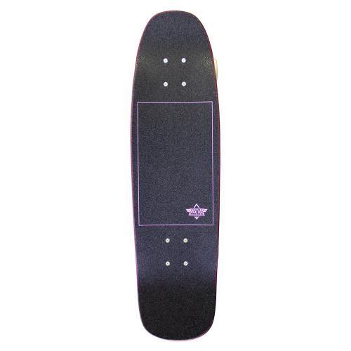 DUSTER Tropic Pink Complete Cruiser Skateboard 29