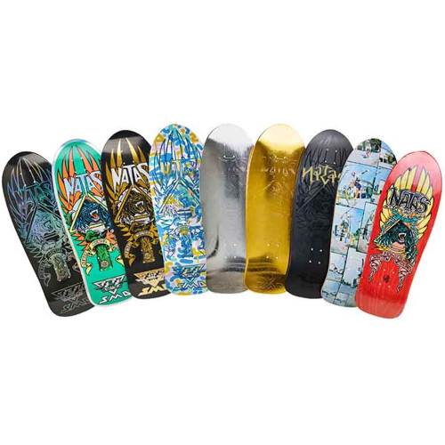 SANTA CRUZ Natas Blind Bag Skateboard Deck 10.5