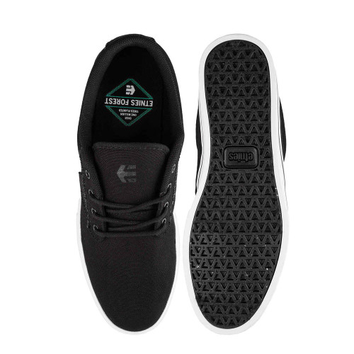 ETNIES Jameson 2 Eco Shoes Black/White/Black