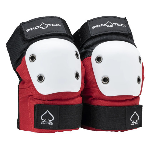 PRO TEC Street Gear Junior 3 Pack Red/White/Black