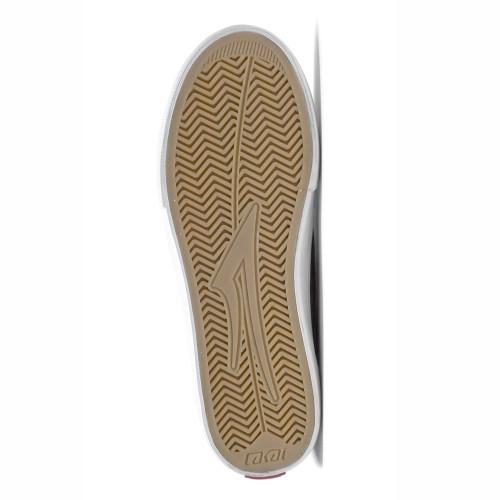 LAKAI Griffin Shoes Black/Suede