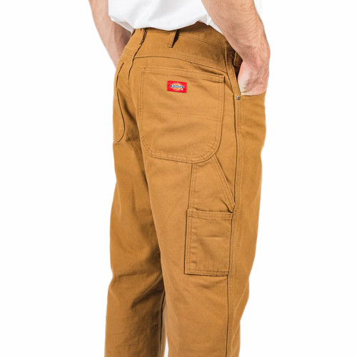 DICKIES 1939 Carpenter Relaxed Jeans Duck Brown