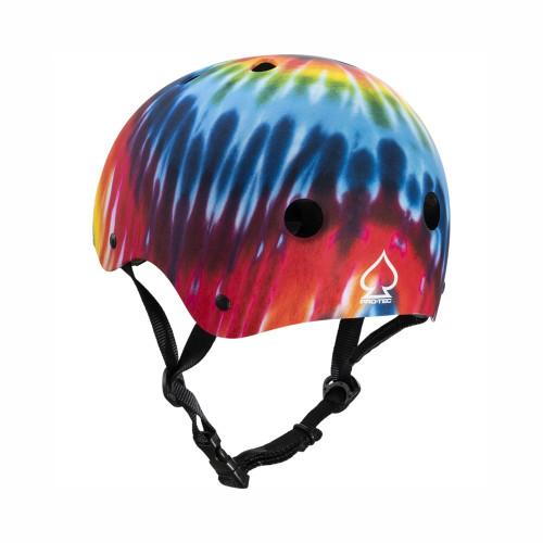 PRO TEC Classic Certified Helmet Tie Dye