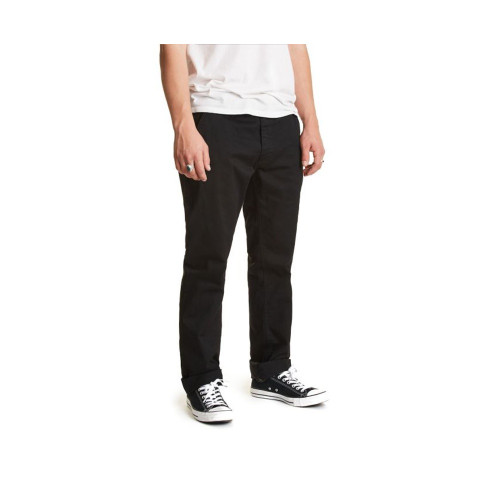 BRIXTON Reserve Chino Pants Black