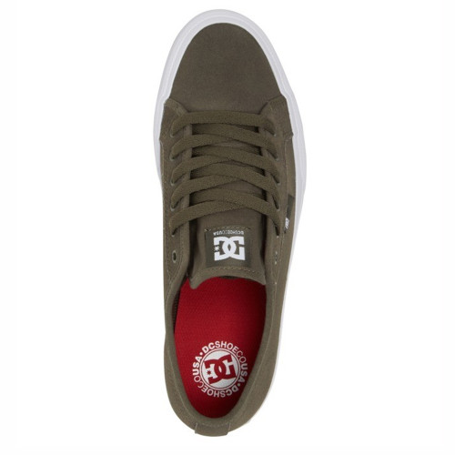 DC Manual S Shoes Olive