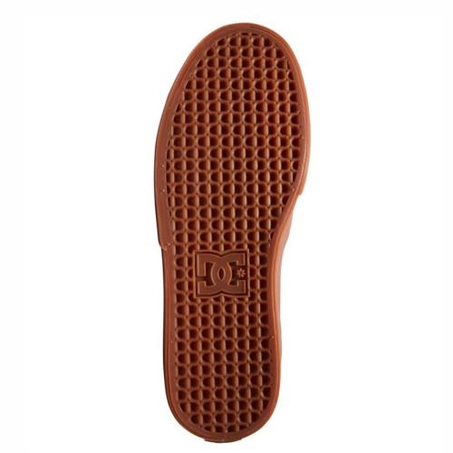 DC Kalis Vulc Mid Shoes Black/Black Gum