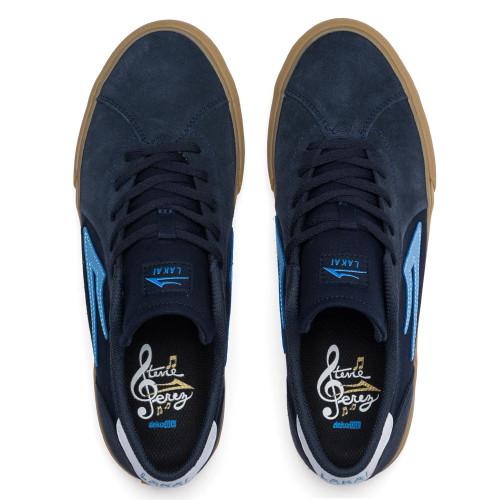 LAKAI Flaco 2 Shoes Navy/Gum