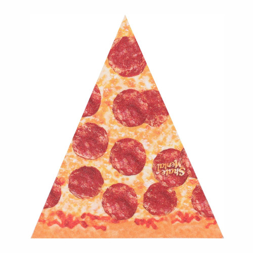SKATE MENTAL Pizza Slice Griptape Triangle Cut Out