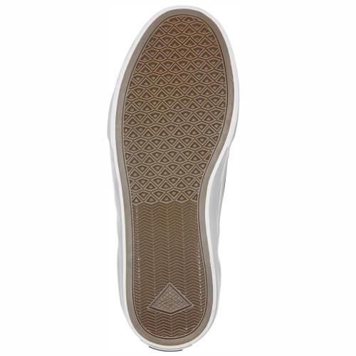 EMERICA Wino G6 Slip-On Shoes Olive/White