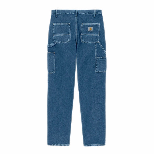 CARHARTT Ruck Single Knee Pants Blue Stone Washed