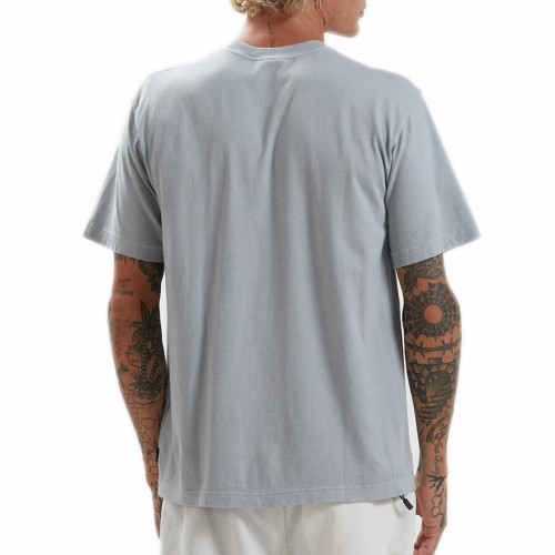 AFENDS Maddock Recycled Retro Fit Tee Shadow