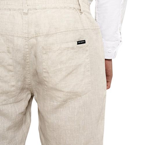 MR SIMPLE Tanner 2.0 Pants Natural