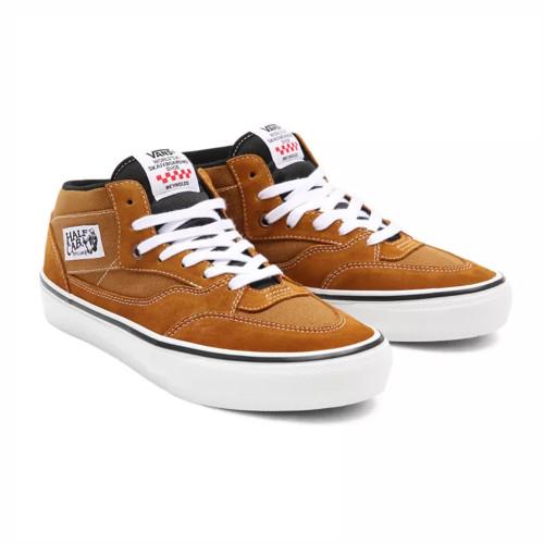 VANS Skate Half Cab Shoes 92 (Reynolds) Golden Brown