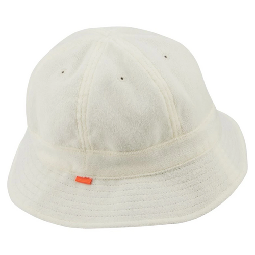 NIKE SB Reversible Orange Label Bucket Hat Off White/Black