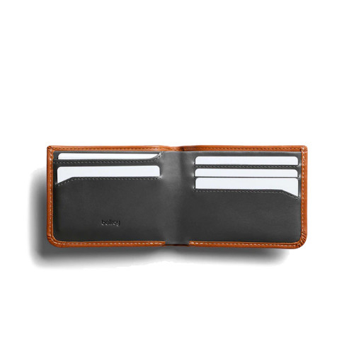 BELLROY Hide & Seek RFID Leather Wallet Caramel