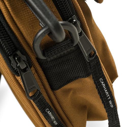 CARHARTT 100% Polyester Duck Canvas Essentials Bag Hamilton Brown