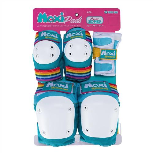 187 Junior Six Pack Pad Set Moxi Jade