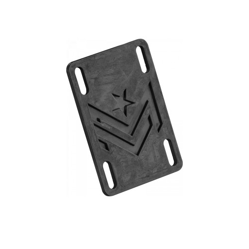 MINI LOGO Riser Pads Black 0.1 (Pair)