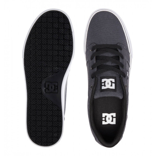 DC Anvil TX SE Shoes Black/Charcoal