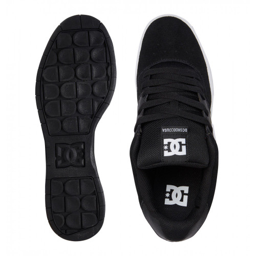 DC Central Shoes Black/White
