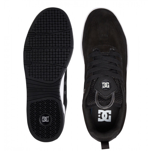 DC Legacy 98 VAC Shoes Black/White/Black