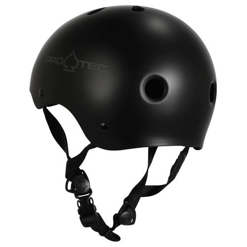 PRO TEC Classic Certified Helmet Matte Black