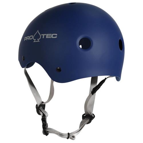 PRO TEC Classic Certified Helmet Matte Blue