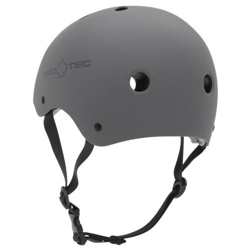 PRO TEC Classic Certified Helmet Matte Grey