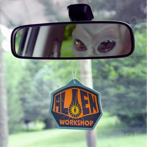 ALIEN WORKSHOP Air Freshener OG Logo