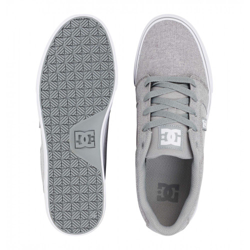 DC Anvil TX SE Shoes Light Grey