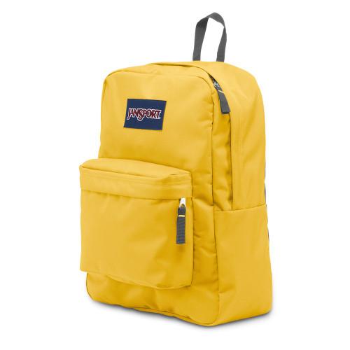 JANSPORT Super Break Backpack Yellow Card