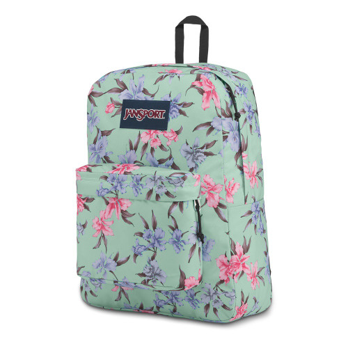 JANSPORT Superbreak Backpack Vintage Irises