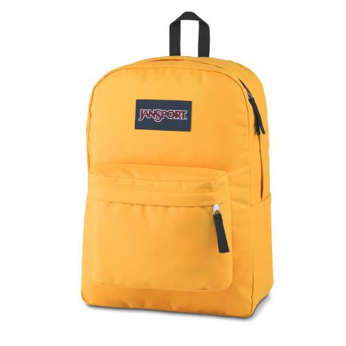 JANSPORT Super Break Backpack Spectra Yellow