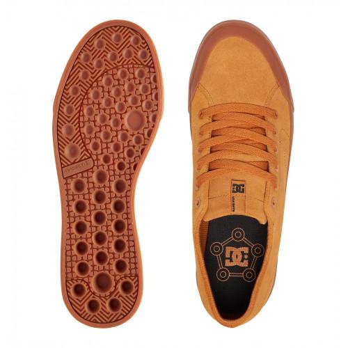 DC Evan Lo Zero Shoes Wheat