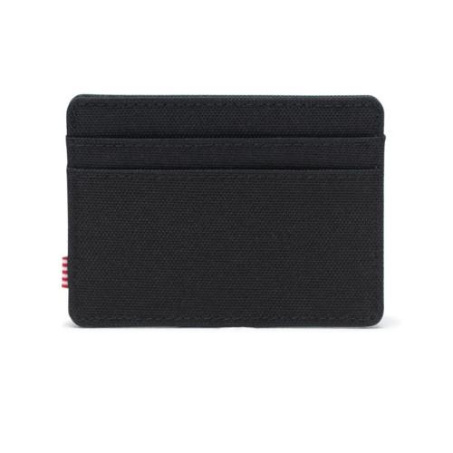 HERSCHEL Charlie Wallet RFID Black