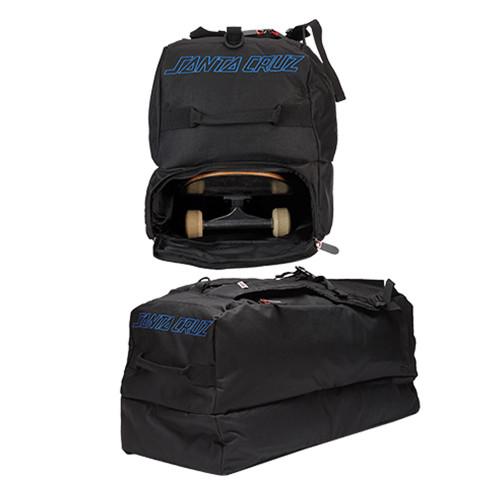 SANTA CRUZ Drifter (Board Bag) Backpack Black