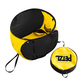 Petzl S03Y Eclipse Collapsible Throw Line Storage