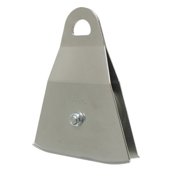 "CMI RP138 4"" Stainless Steel Prusik Pulley (Bushing)"