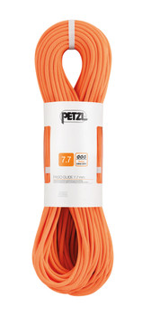 Petzl R22B Paso Guide 7.7mm Half Rope with UIAA Guide Dry Treatment