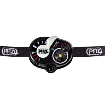 Petzl E02 P4 e+LITE Ultra-light 50 Lumens